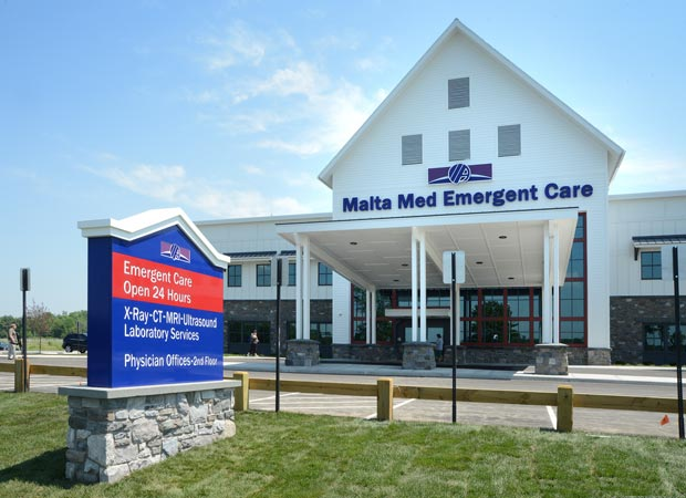Malta Med Emergent Care | Saratoga Hospital