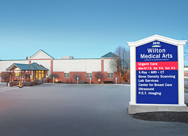 Imaging Services at Wilton Medical Arts