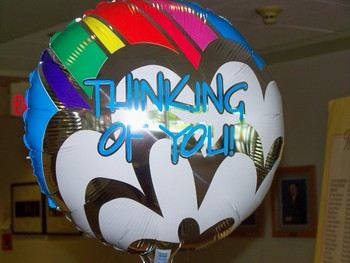 Thinking of You Balloon