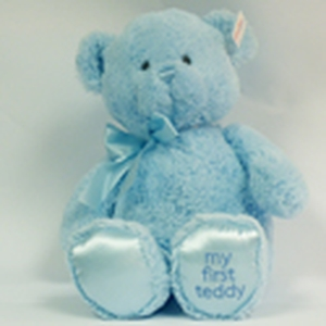 My First Teddy Bear for Boys