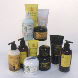 Products for Pampering