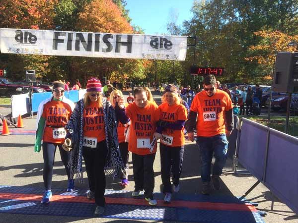 Justin Carey 2016 Great Pumpkin Challenge
