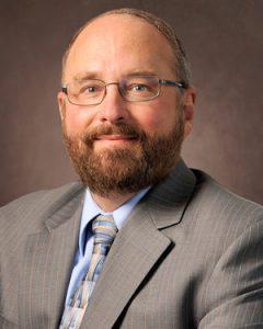 Dr. Steven M. Frisch headshot