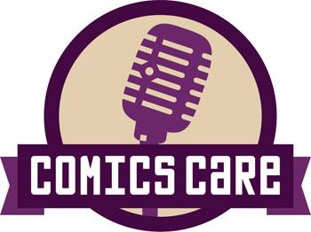 Comics Care Logo