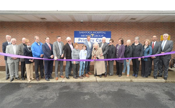 Primary Care Mechanicville Grand Opening