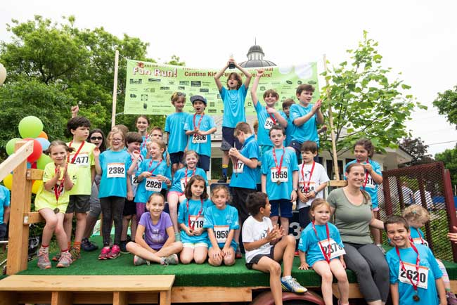 Saratoga-Hospital-Cantina-Kids-Fun-Run Winners