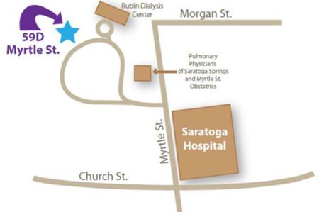 59D Myrtle Street map