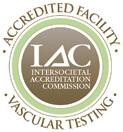 IAC vascular testing logo