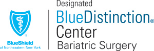 Blue Distinction® Center+ for Bariatric Surgery logo