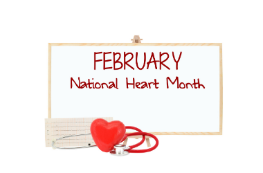 February: National Heart Month