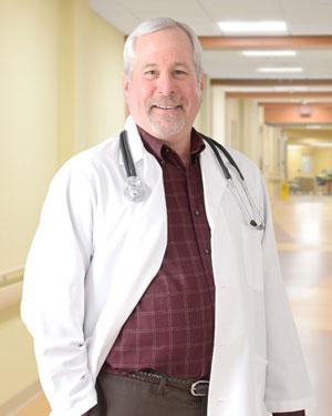 Dr. Ken Stein headshot