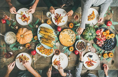 Blog: Healthy Tips for Enjoying Holiday Meals
