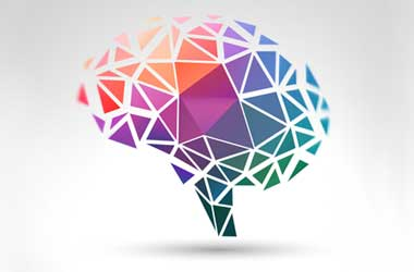 Graphic illustration of brain