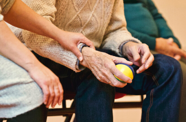 Blog: Caring for Aging Parents