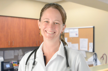 Dr. Sophia Conroy Joins Primary Care Team At Saratoga Hospital's Community Health Center