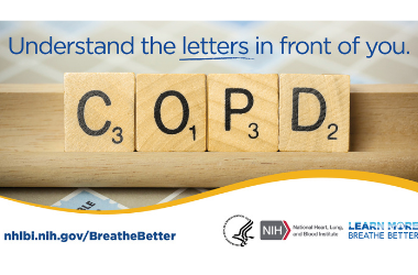 Blog: November is National COPD Awareness Month