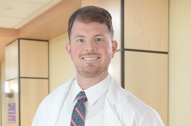 Dr. Zachary Criswell Joins Saratoga Hospital's Surgical Podiatry Practice