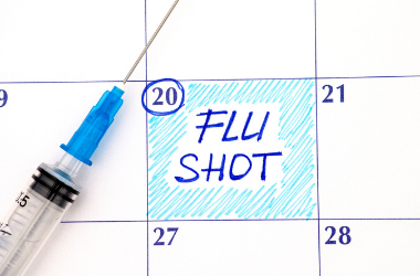 Blog: Don't Miss This Year's Flu Shot