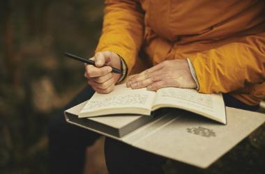 Grief, journaling