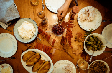 Blog: Healthy Holiday Eating
