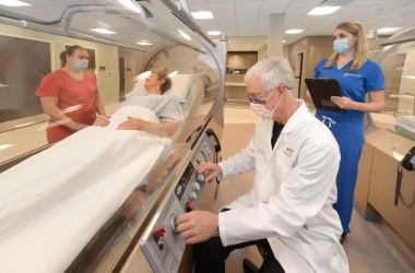 Saratoga Hospital Adds First Hyperbaric Oxygen Chambers To Expand Wound Healing Services
