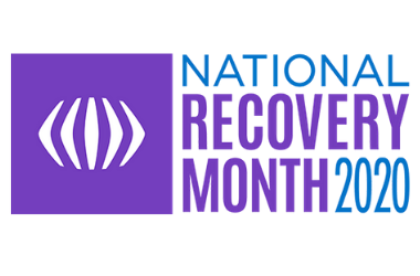 Blog: National Recovery Month