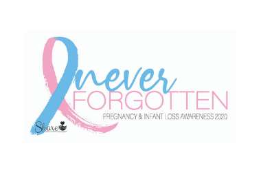 Guest Blog: Pregnancy and Infant Loss Awareness Month