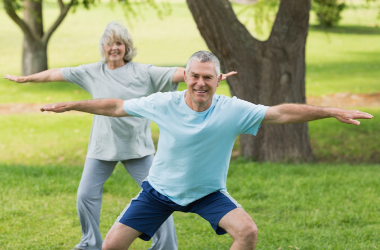 Blog: National Senior Fitness Day