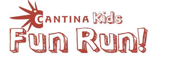 Cantina kids Fun Run logo