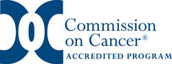 Commission on Cancer Accreditation logo