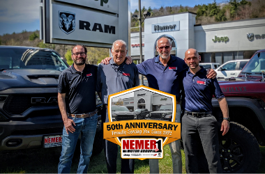 Nemer Motor Group Underwrites Lifesaving Service for Saratoga Hospital