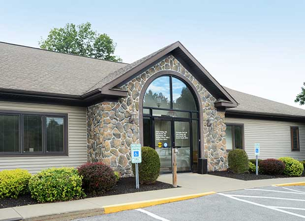 Primary Care Scotia-Glenville exterior office