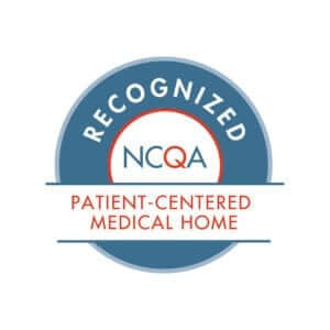 Patient-Centered Medical Home Recognition seal