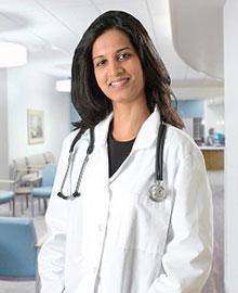 Jansi Gnanasekaran, MD