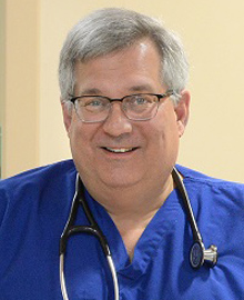Dr. Timothy Brooks headshot