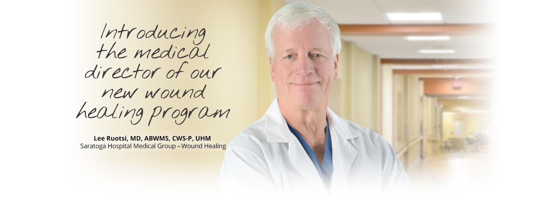 Dr Ruotsi Wound Healting