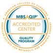 MBSAQIP Accredited Logo